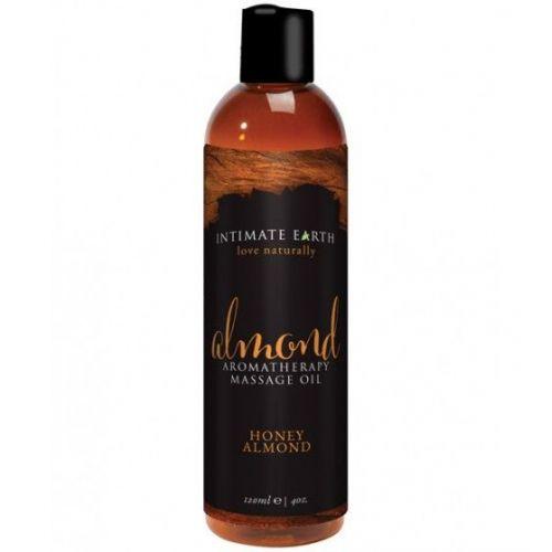Intimate Earth - Almond Oil 120 ml