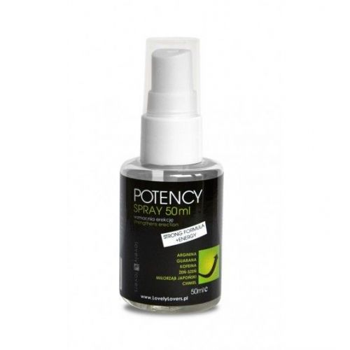 Lovely Lovers POTENCY Spray 50 ml