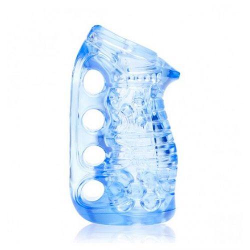 Fleshskins Grip Blue Ice