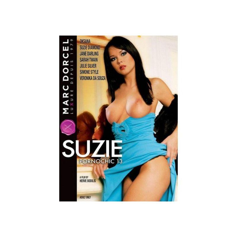 DVD Marc Dorcel - Pornochic 13: Suzie