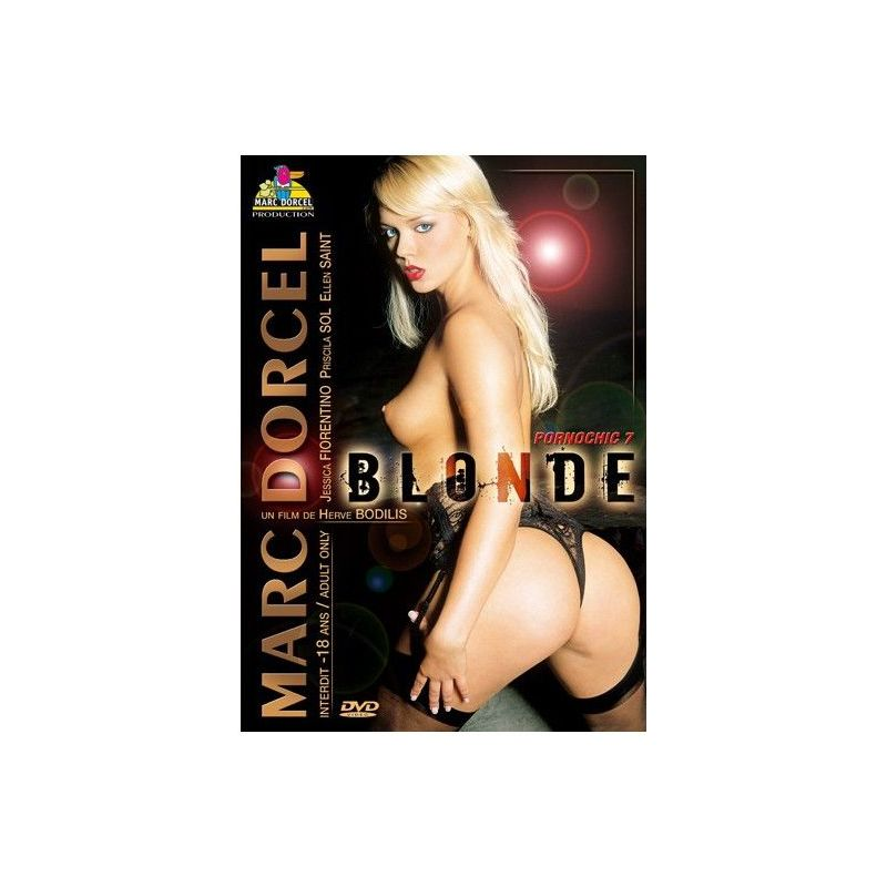 DVD Marc Dorcel - Pornochic 7: Blondie