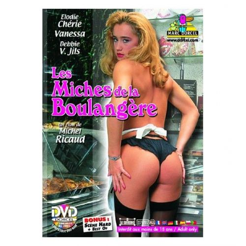 DVD Marc Dorcel - The french baker's tits