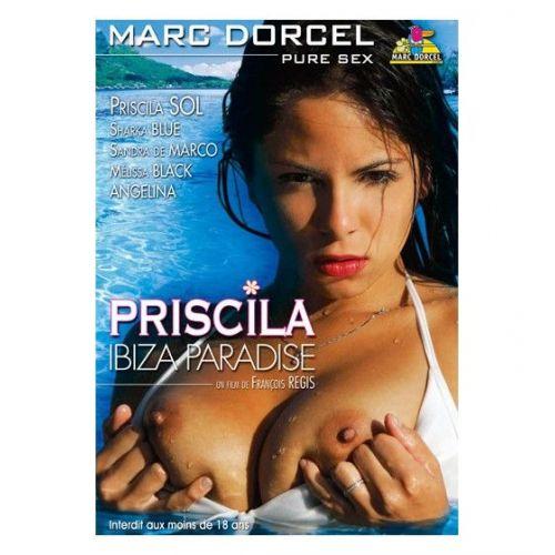 DVD Marc Dorcel - Priscila Ibiza Paradise