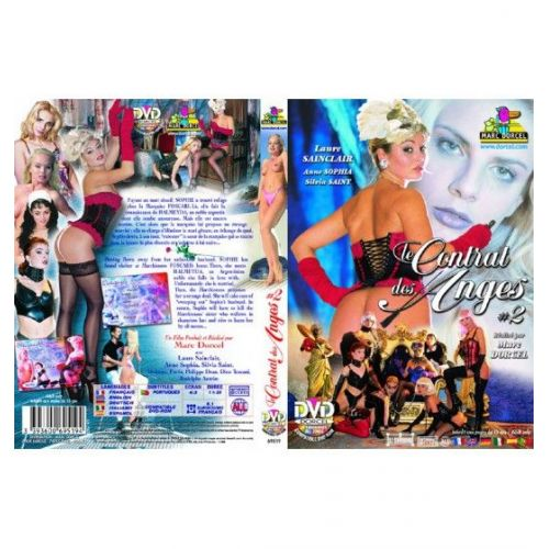 DVD Marc Dorcel - The Angels Contract 2