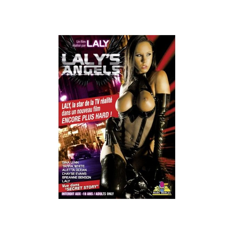 DVD Marc Dorcel - Laly's Angels