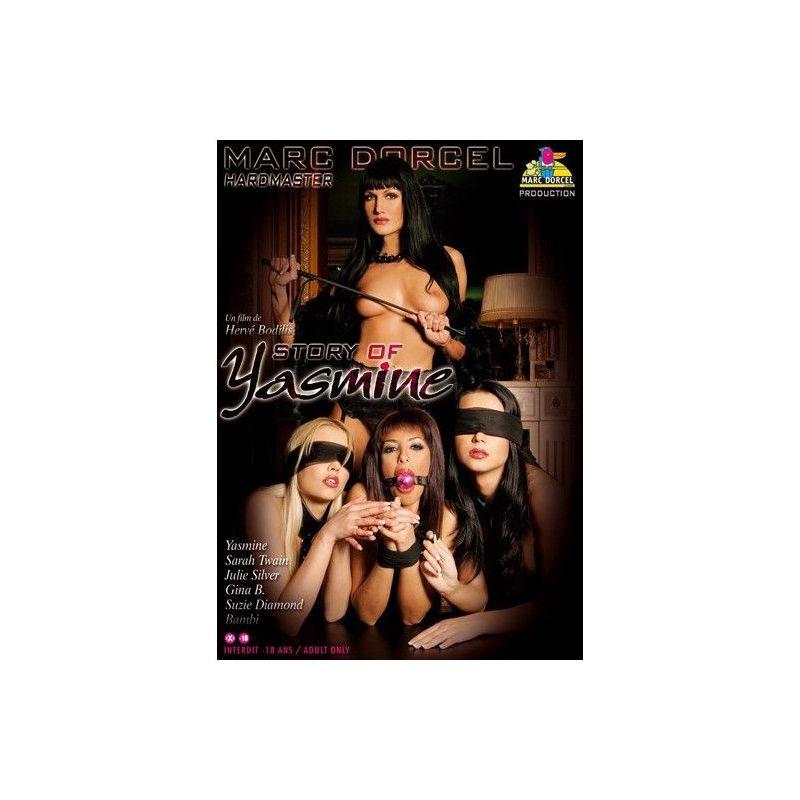 DVD Marc Dorcel - Story of Yasmine