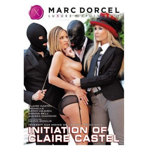 DVD Marc Dorcel - Initiation of Claire Castel