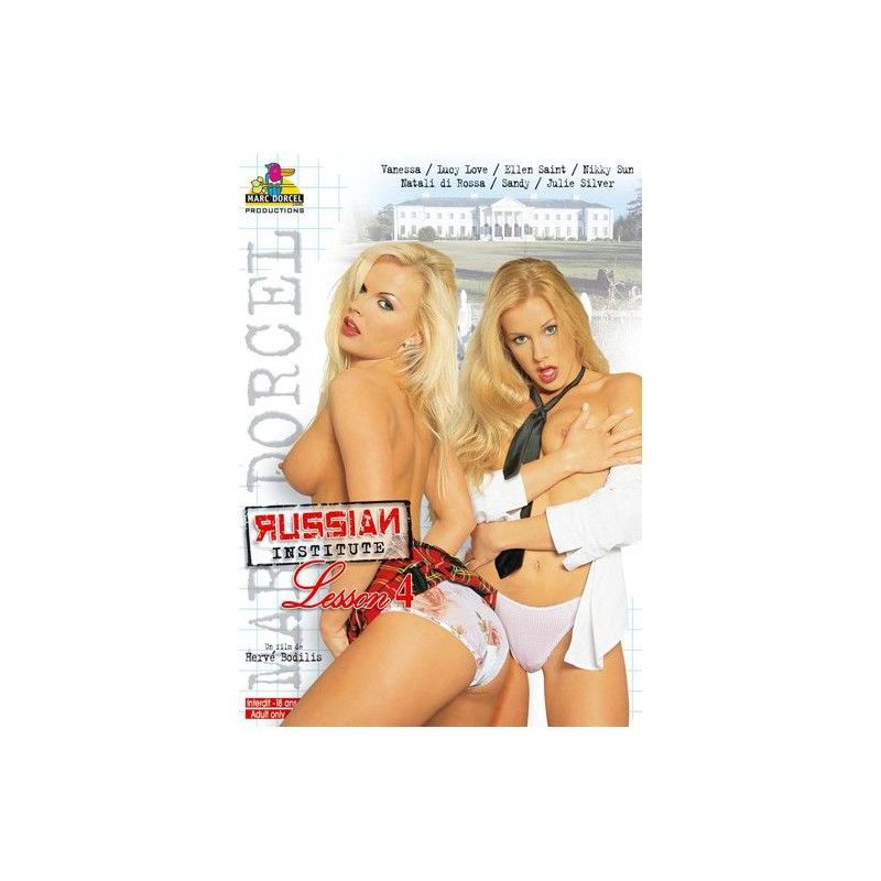 DVD Marc Dorcel - Russian Institute: Lesson 4