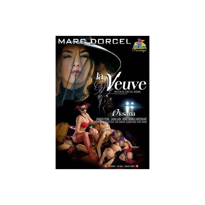DVD Marc Dorcel - The widow