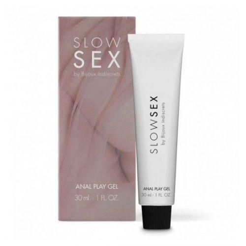 Slow Sex Anal Play Gel