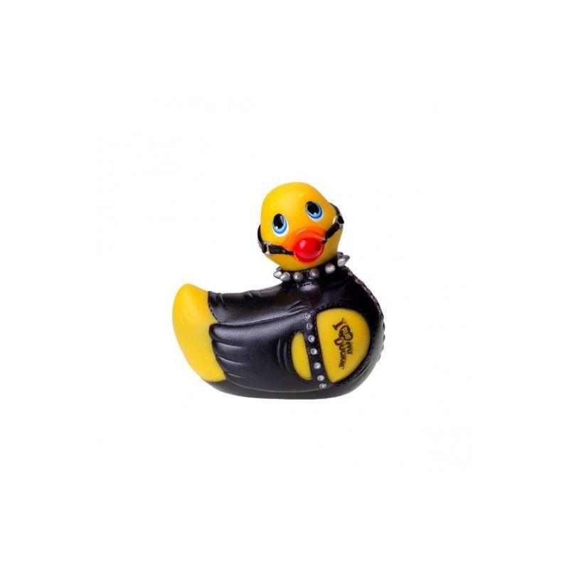 I Rub My Duckie Bondage Travel Size Black/Yellow