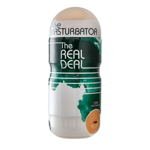 Masturbator-Super Realistic Masturbator Boca