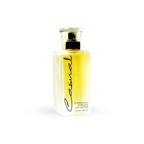 Feromony-Casual Yellow 50ml - feromony dla kobiet - Żółte