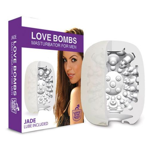 Masturbator - Love in the Pocket Love Bombs Jade
