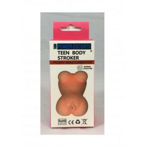 Teeny bodystroker flesh
