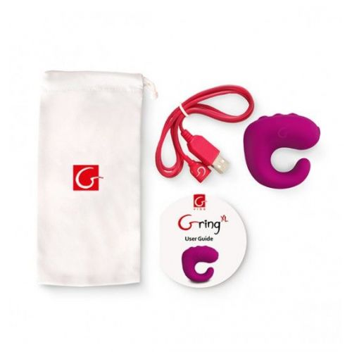 Gvibe GringXL Sweet Raspberry