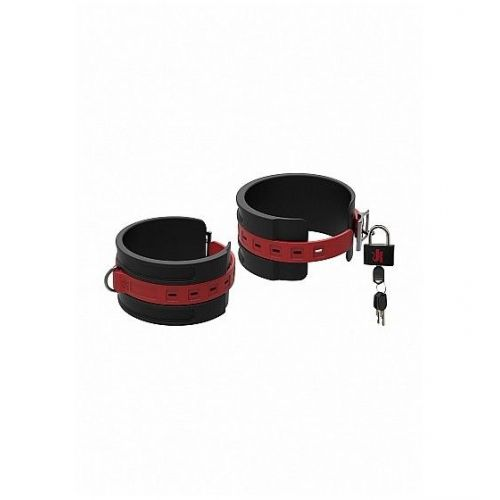 Kink Silicone Ankle Cuffs