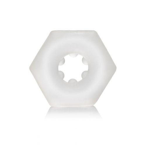 Pierścień-SEXAGON ENHANCER RING CLEAR