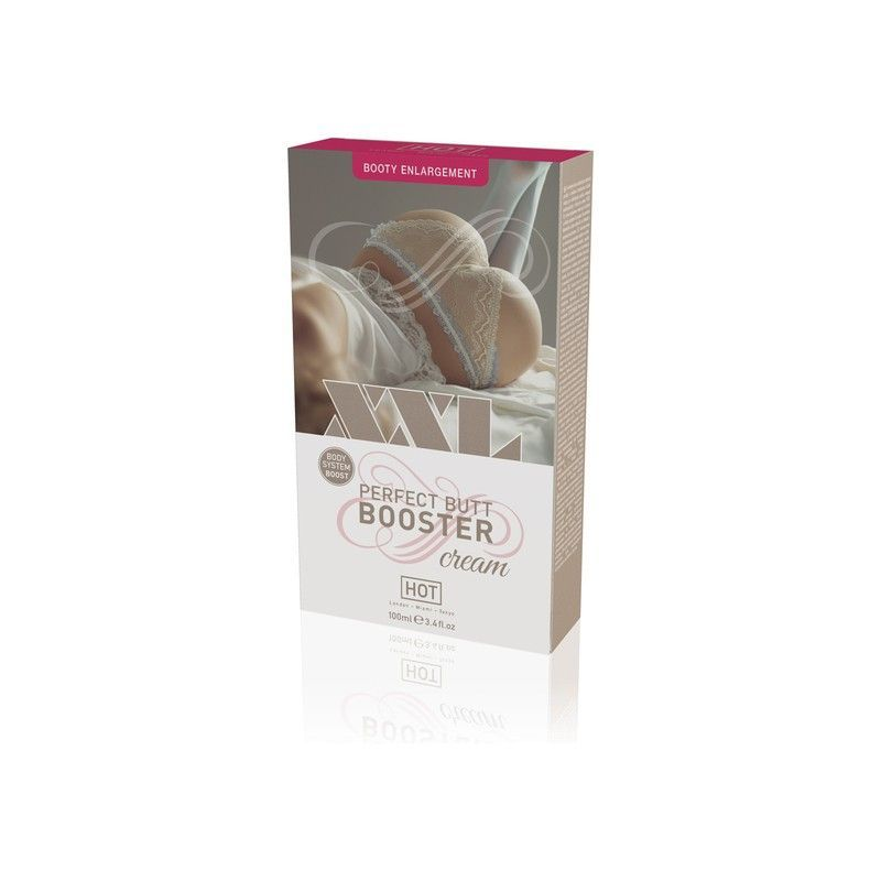 Żel/sprej-HOT XXL Butt Booster Cream 100 ml