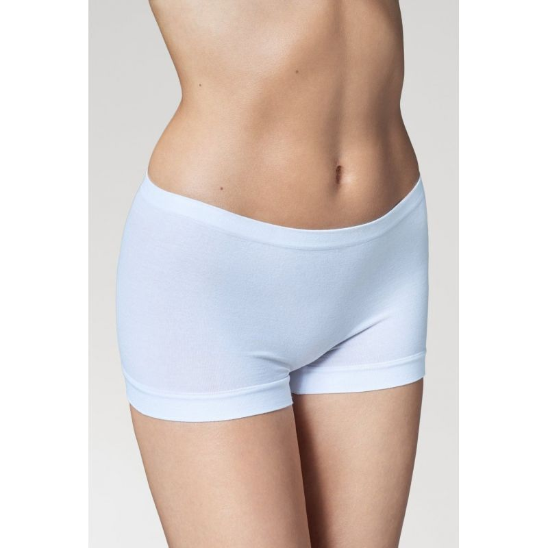 SEAMLESS COTTON SHORT
