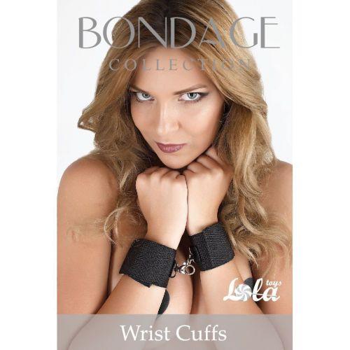 Wiązania-Bondage Collection Wrist Cuffs Plus Size
