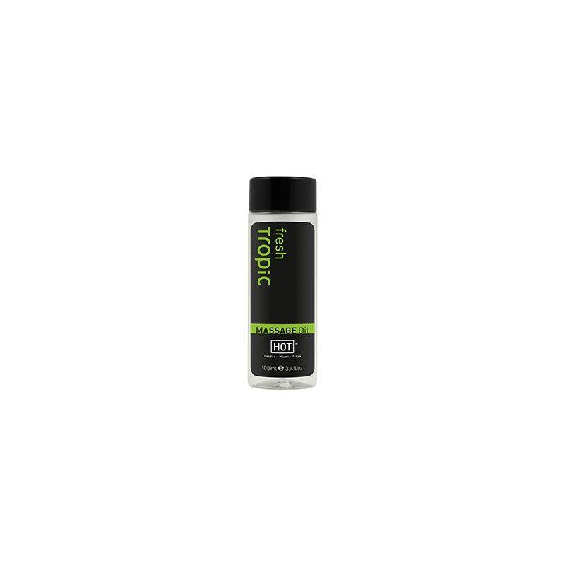 Olejek-HOT MASSAGEOEL tropic - fresh 100 ml