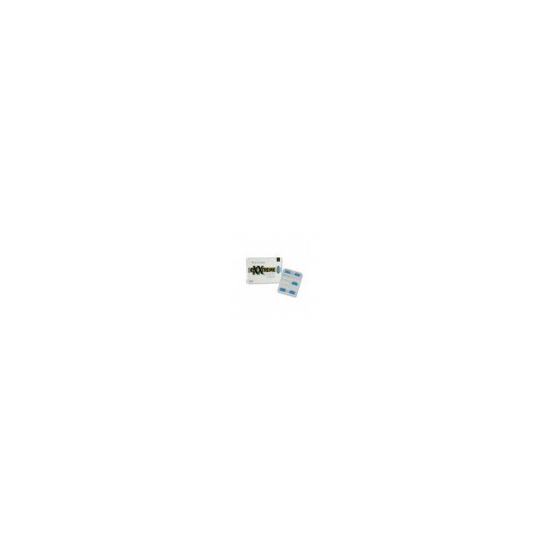 Supl.diety-eXXtreme power caps 1x5stk.