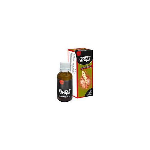 Supl.diety-Men Power Ginseng Drops 30ml