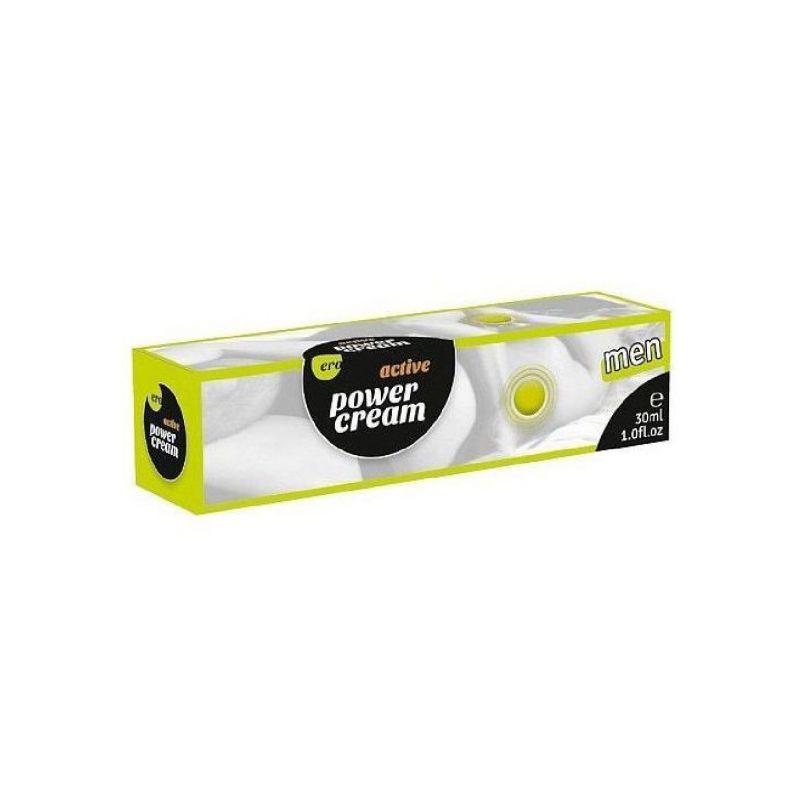 Żel/sprej-Power Cream Active men- 50ml