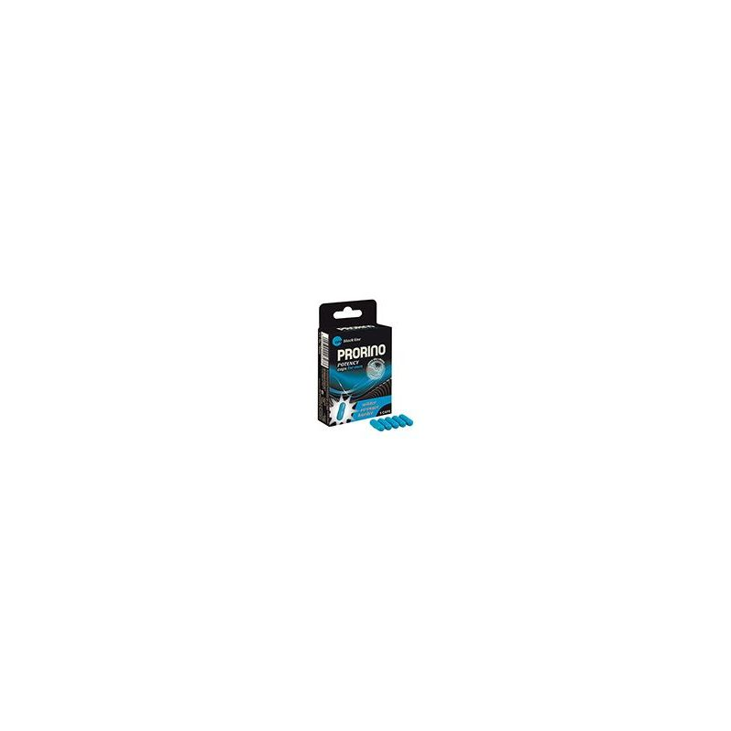 Supl.diety-PRORINO Men- 5pcs black line Potency Caps