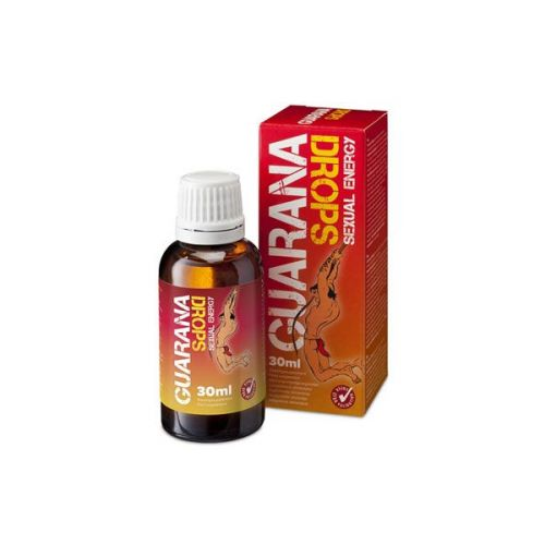 Supl.diety-Guarana Drops 30ml