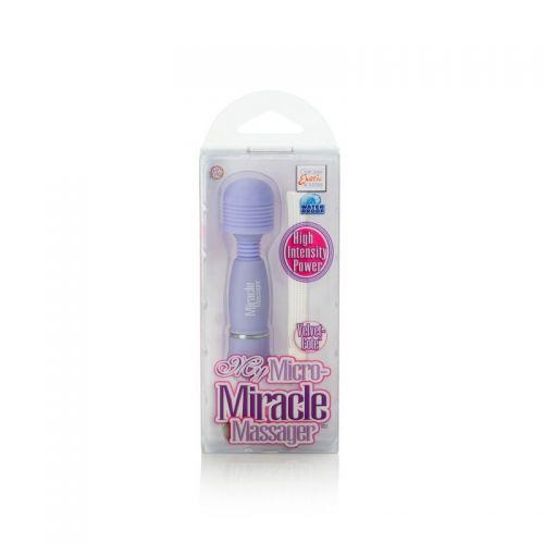 Stymulator-MY MICRO MIRACLE MASSAGER PURPLE
