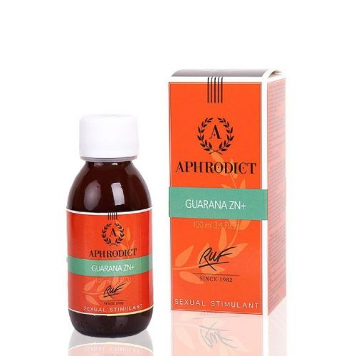 Supl.diety-APHRODICT GUARANA ZN + 100 ml