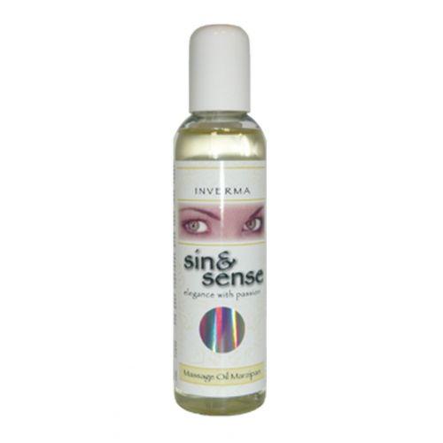 Olejek-Sin&sense Massage Oil Marzipan 150 ml