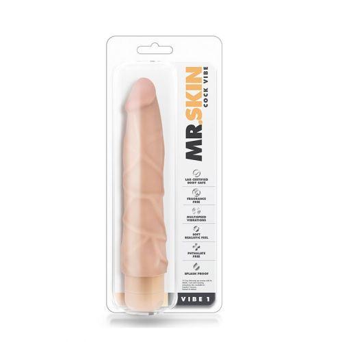 Wibrator-MR. SKIN COCK VIBE 1