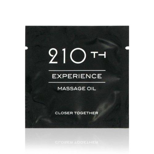 Olejek do masażu - 210th Sachet Massage Oil saszetka