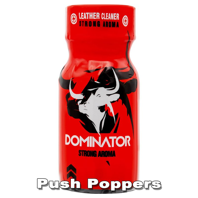 POPPERS DOMINATOR RED 13 ML