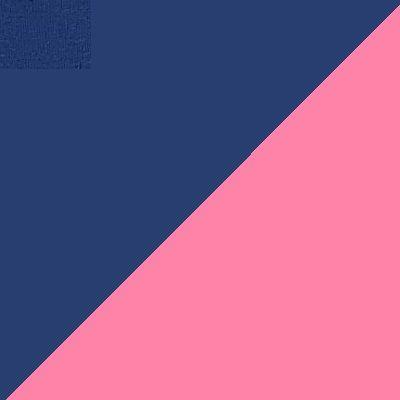 Chabrowo/różowy
