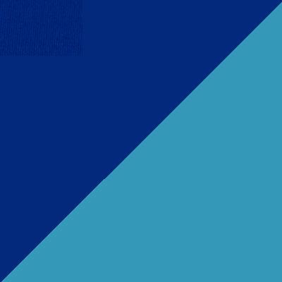 Chabrowo/niebieski