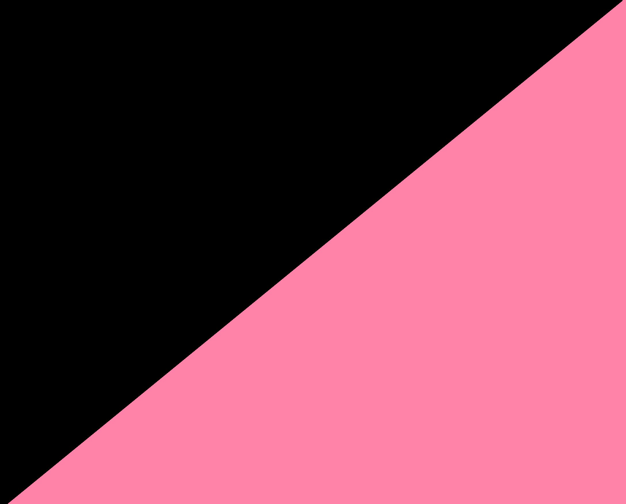 Czarno/różowy